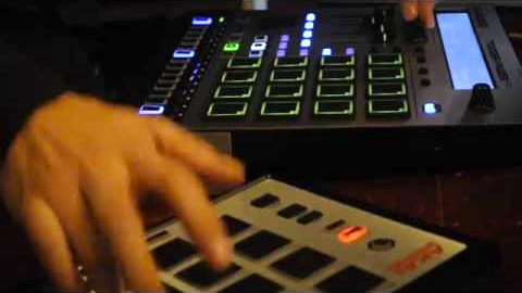 rigger Finger pro feat.MPC ELEMENT meets KO-ney<br>「Parallel Output-FINGER GROOVE MIX-」