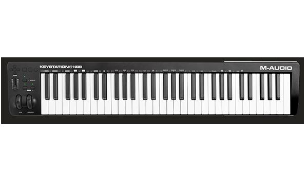 M-AUDIO KEYSTATION MINI 32 MK3 USB MIDI DJ Keyboard Controller Ableton Software